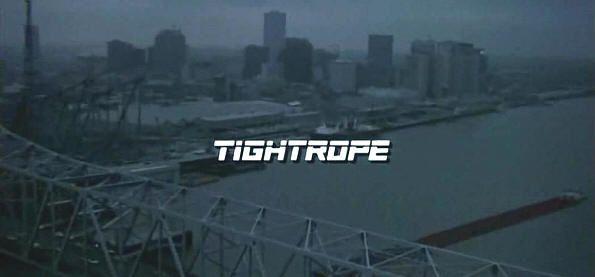 """""""En la Cuerda Floja"""" (""""Tightrope"""", 1984)"""