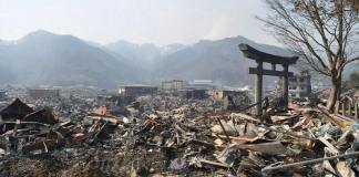 Tohoku. Terremoto de 2011