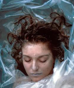 El cadáver de Laura Palmer. Twin Peaks
