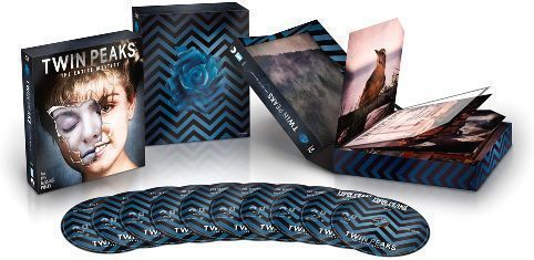 """TwinPeaks. The Entire Mystery"" (""Twin Peaks, el misterio completo"")"