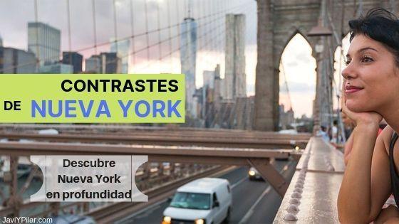 Contrastes, la mejor excursión de Nueva York. Descubre sus barrios.
