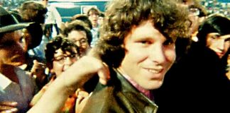 "Jim Morrison en el Hollywood Bowl. Documental de Tom Dicillo ""When You're Strange"""