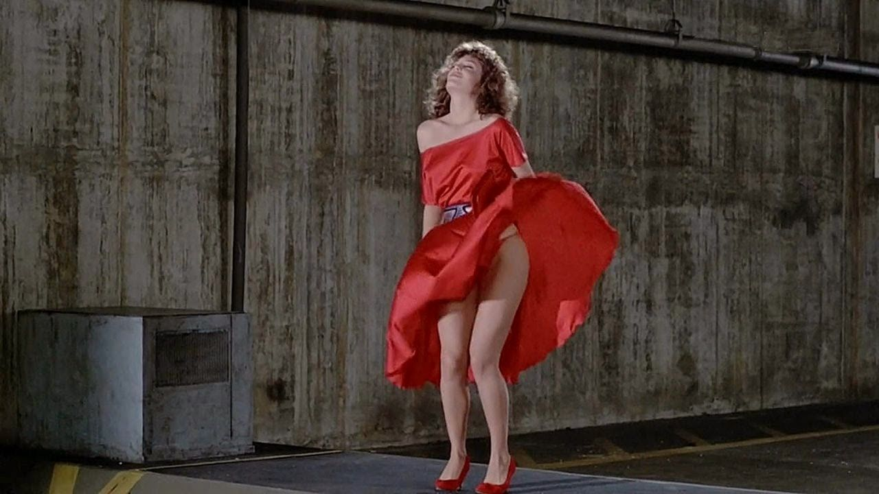 Resultado de imagen para pelicula La Mujer de Rojo (1984)