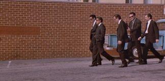 """La famosa escena de """"Reservoir Dogs"""" (Quentin Tarantino, 1992)"""