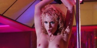 "Elizabeth Berkley en ""Showgirls"" (Paul Verhoeven, 1995)"