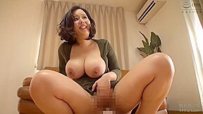 Adorable, Japanese Brunette With Big Tits Is About To Show Us How She Likes To Please Men