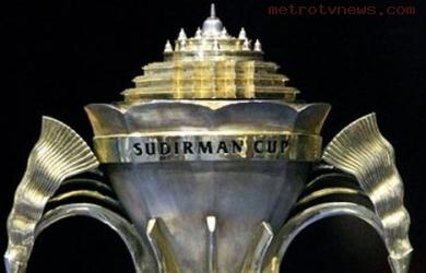 Fakta Unik Seputar Piala Sudirman 2013