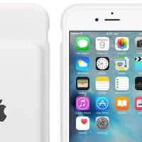 غطاء ذكي من آبل Apple لشحن هواتف الآيفون