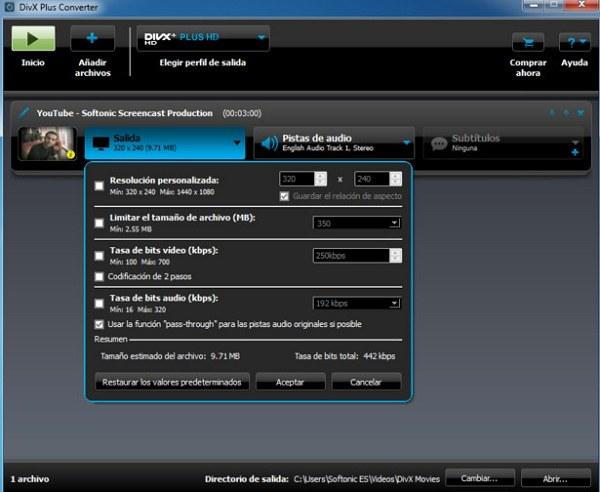download DivX Player terbaru