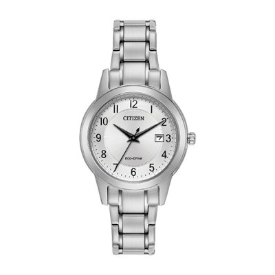 Ladies Eco-Drive Bracelet