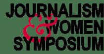 Journalism & Women Symposium logo