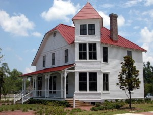 James E. Merrill House