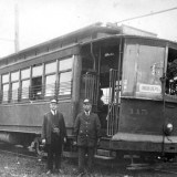 Streetcars Clatter to a Stop