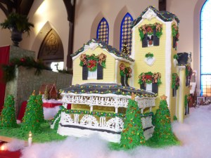 2017 Gingerbread House Extravaganza @ Old St. Andrews | Jacksonville | Florida | United States
