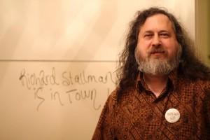 R.M. Stallman a Savona