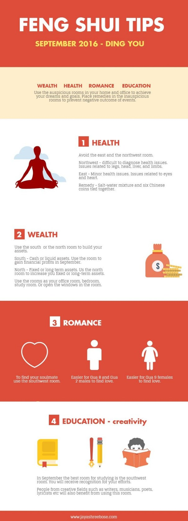 feng shui tips sept2016 - infographic