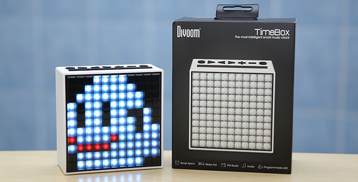Divoom TimeBox Review