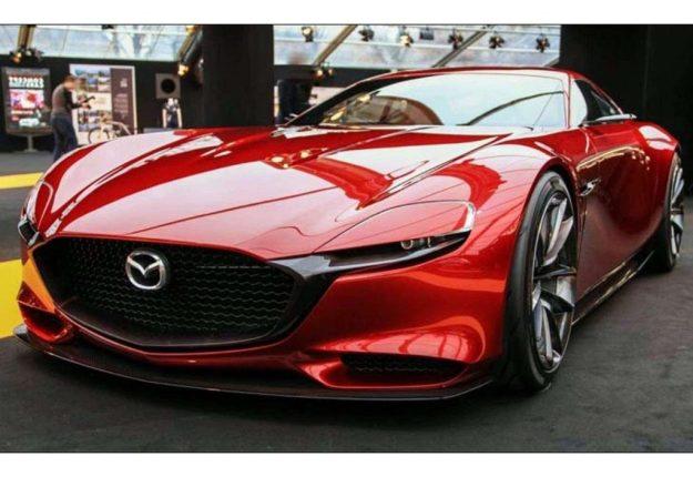 2018 Mazda Rx7 Redesign