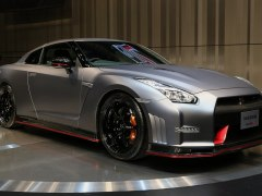 Nissan GTR Nismo at Show