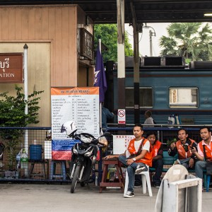 Thonburi Station, Bangkok