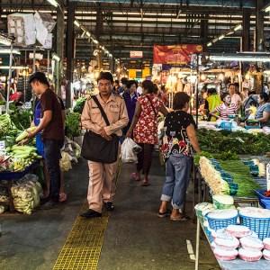 Thonburi Fresh Market, Bangkok