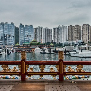 Jumbo Floating Restaurant and Ap Lei Chau