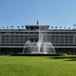 Independence Palace - Ho Chi Minh City - Vietnam