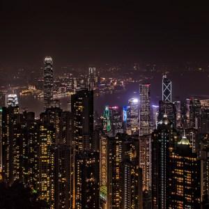 Victoria Peak, Hong Kong