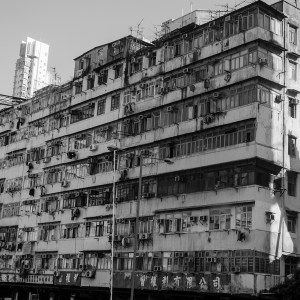 A seedier side of Kowloon