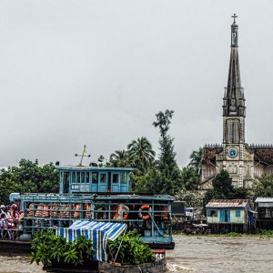 Mekong Delta, Catholic Church - Vietnam