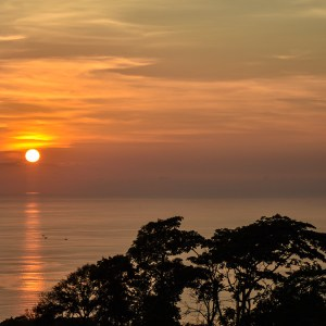 Sunset from the Big Buddha - Phuket