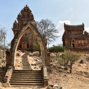 Po Klong Garai Cham Temple - Phan Rang, Ninh Thuan