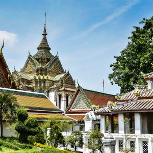 Wat Pho Complex - Bangkok