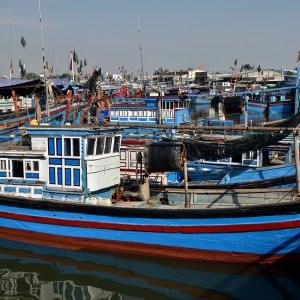 Phan Rang Bay marina