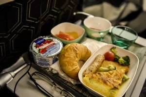 EVA 2nd meal