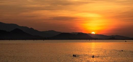 Phan Rang Bay in Ninh Thuan province, Vietnam.