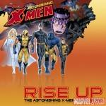 The Astonishing X-Men: Rise Up - Motion Comic Music Video