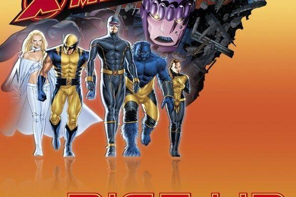 The Astonishing X-Men: Rise Up - Motion Comic Music Video