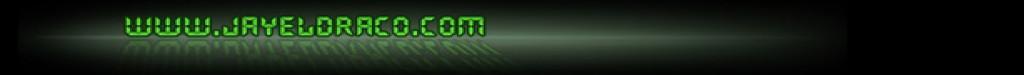 Jayel Draco website banner | jayeldraco.com