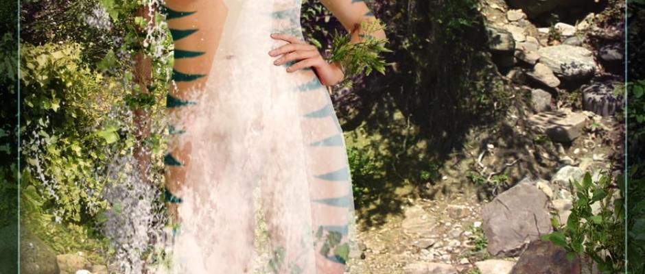YOYUNA OF THE NARAKESH - Fantasy Photomanipulation by Jayel Draco