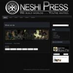 oneshipress.com - website designed by Jayel Draco