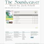 Web Design - TheSoundWeaver.com