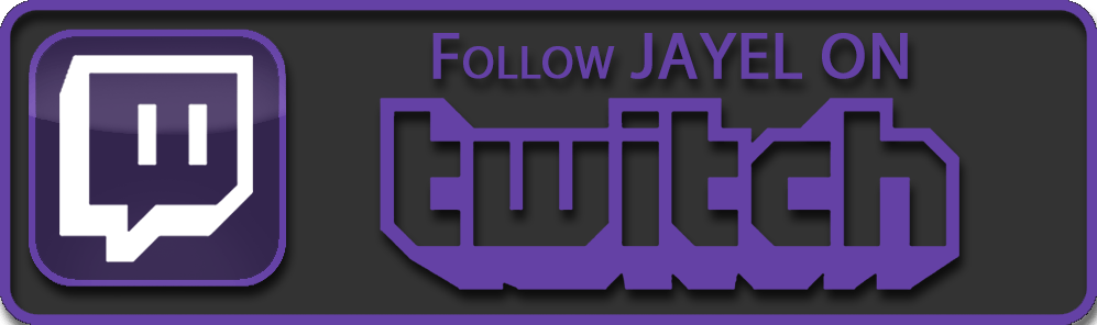 Contact - Jayel Draco - Twitch - Button