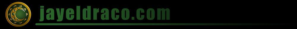 Jayel Draco – website banner logo