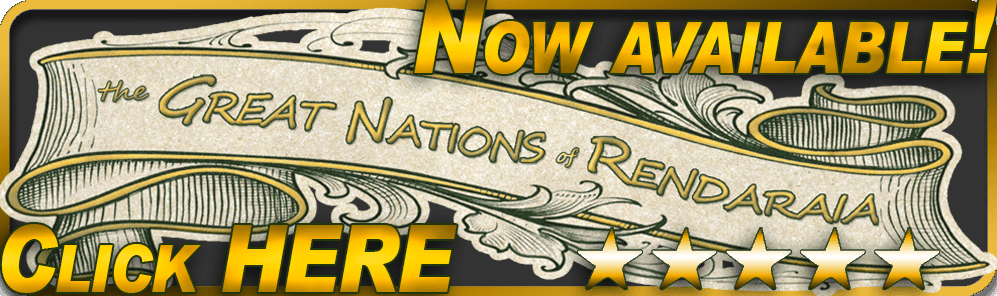 Children of Gaia: The Great Nations of Rendaraia by Jayel Draco NOW AVAILABLE