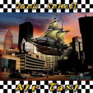 Jack Schell - AirTaxi: Album Cover