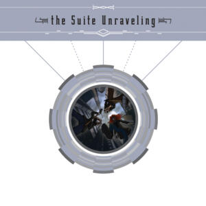 Suite Unraveling: Album Cover