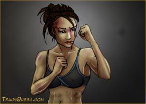 Blog Selfie - Martial Arts