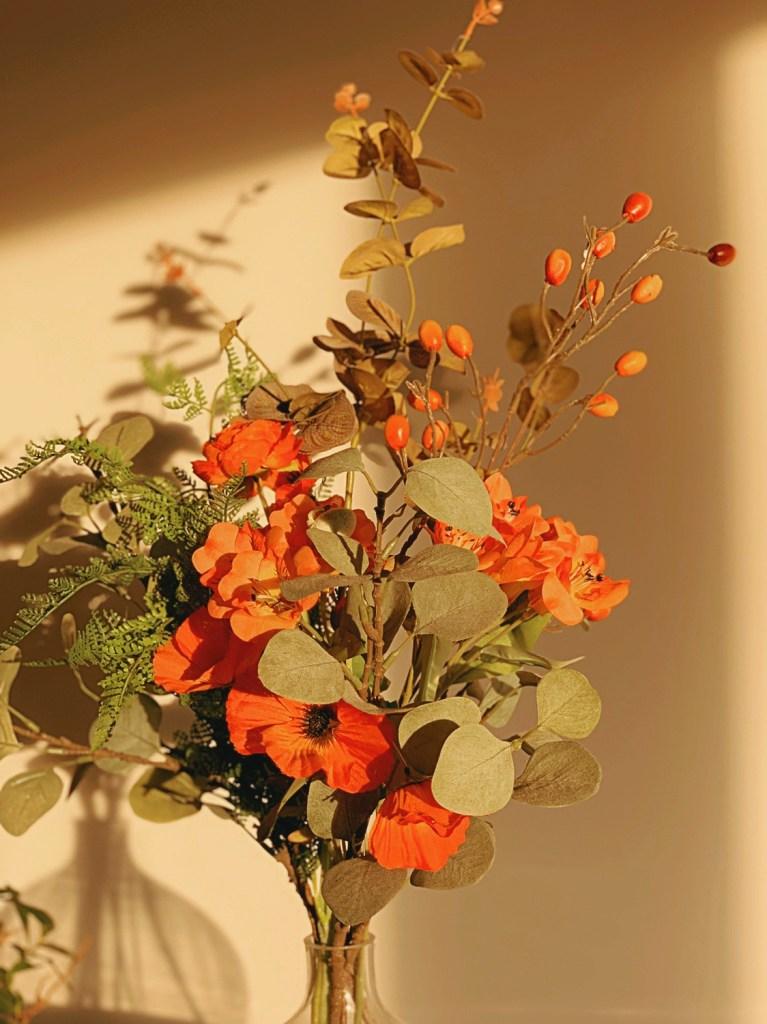 Jaye Rockett flowers homeware