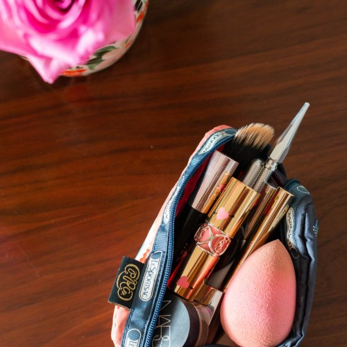 jaye rockett spring makeup bag